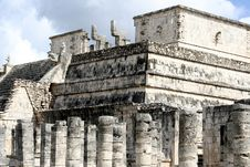 Free Mayan Temple Stock Images - 6931604