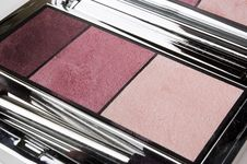 Free Closeup Of Eyeshadows Stock Photo - 6931720