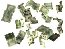 Free Bank Note Royalty Free Stock Photography - 6932227