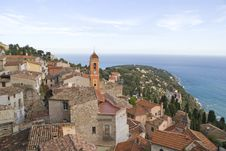 Free Mediterranean Village Royalty Free Stock Image - 6932776