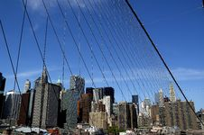 Free Brooklyn Bridge Royalty Free Stock Images - 6932819