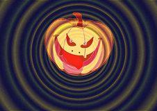 Free Vicious Pumpkin Royalty Free Stock Photography - 6932837