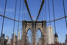 Free Brooklyn Bridge Royalty Free Stock Photo - 6932895