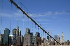 Free Brooklyn Bridge Royalty Free Stock Images - 6932899