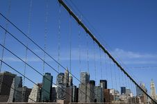 Free Brooklyn Bridge Stock Photo - 6932900