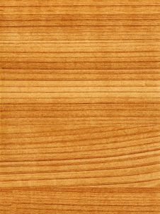 Wooden Tabac Cherry Texture Royalty Free Stock Image