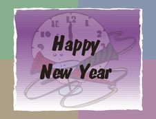 Free Happy New Year Royalty Free Stock Photos - 6933068