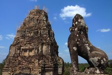 Free Angkor,Cambodia Stock Photos - 6933083