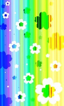 Colorful Picture Royalty Free Stock Photos