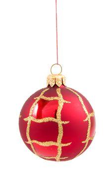 Free Christmas Ball Royalty Free Stock Photography - 6949777
