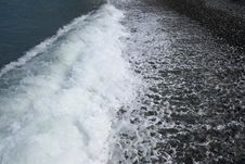Sea Coastline Stock Image