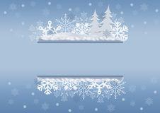Free Celebratory Christmas Border Royalty Free Stock Photography - 6978387