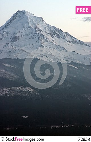 Free Mount Hood 2 Stock Images - 72854