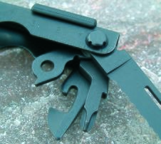 Free Multitool In Detail Royalty Free Stock Images - 70149