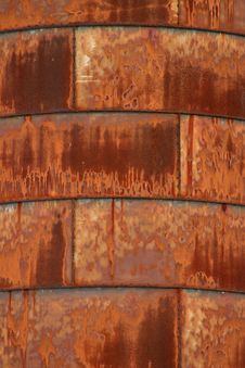 Free Rusty Silo 2 Royalty Free Stock Images - 70179
