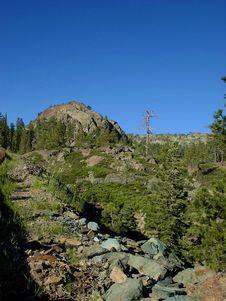 Free Road To The Peak Stock Photos - 71073
