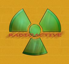 Free Green Radiation Royalty Free Stock Photos - 71248