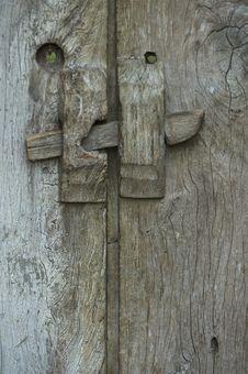 Free Wooden Door Stock Photos - 72793