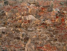 Free Brick And Rock Texture Stock Image - 73531