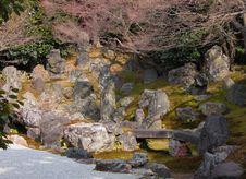 Free Rock Garden Stock Image - 76341