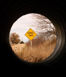 Free Tunnel Vision Stock Photo - 76770