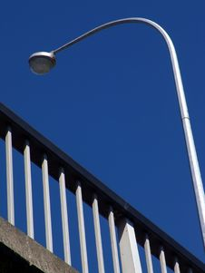 Free Light Pole Royalty Free Stock Image - 76936