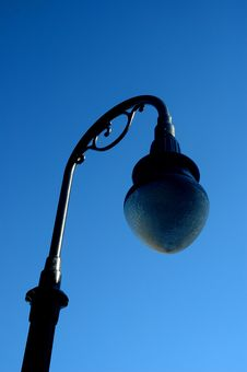 Free Vintage Street Light Royalty Free Stock Photography - 78427