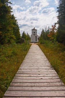 Free Lighthouse At Ridges Sanctuary 2 Stock Image - 78821