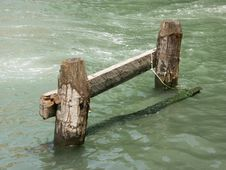 Free Venetian Boat Mooring Stock Photos - 79323