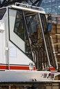 Free Crane Cabin Stock Image - 700251