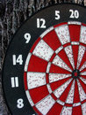 Free Old Dart Board Stock Images - 705544