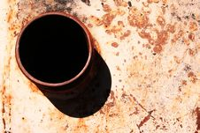 Free Pipe And Texture Royalty Free Stock Image - 700066