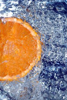 Free Orange In Water Stock Photo - 700290