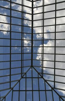 Free Glass Roof Royalty Free Stock Images - 700739
