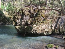 Free Steamboat Rock Royalty Free Stock Images - 703089