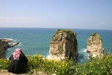 Free Lebanon Royalty Free Stock Image - 703526