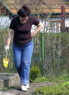 Free Gardener Stock Photo - 704630