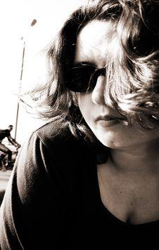 Free Girl Stock Image - 704841