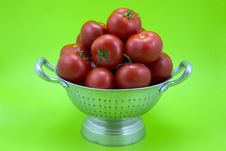 Free Tomatoes Royalty Free Stock Images - 705739