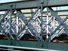 Rail Bridge Stock Photos