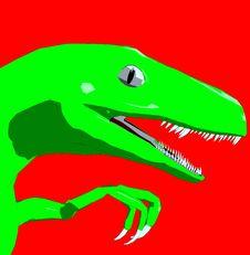 Free Dinosaur 3 Royalty Free Stock Photos - 707088