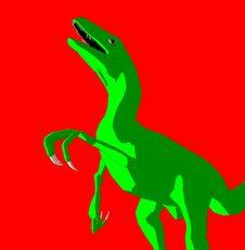 Free Dinosaur 6 Stock Photography - 707092