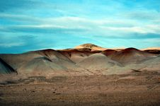 Free Painted Desert Stock Photography - 708662