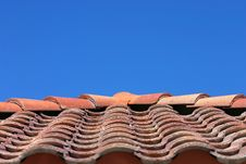 Free Roof Overhead Royalty Free Stock Image - 708966