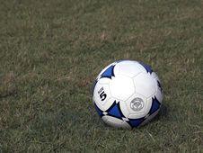 Free Soccerball Stock Image - 709221