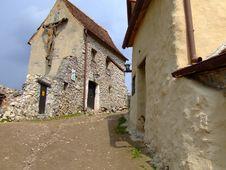 Free Rasnov Fortress Royalty Free Stock Photography - 709597