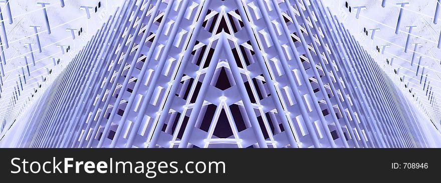Angles and Pillars