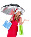 Free Santa Girl Stock Photos - 7005783