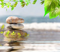 Free Stack Of Pebbles Royalty Free Stock Images - 7007419