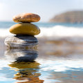 Free Stack Of Pebbles Stock Photography - 7007532
